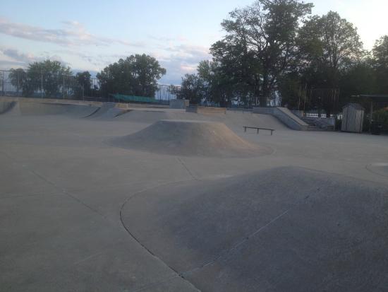 Onondaga Lake Skate Park