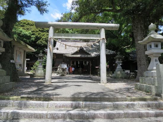 Hosoe Shrine