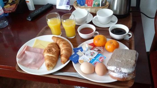 Patten Hotel: Это завтрак на двоих