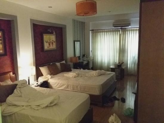 rundes Bett - Picture of Splendid Star Grand Hotel, Hanoi ...
