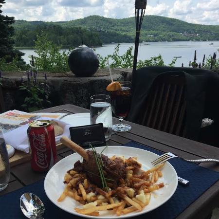 Restaurant La Quintessence: Lunch on June 30 th.