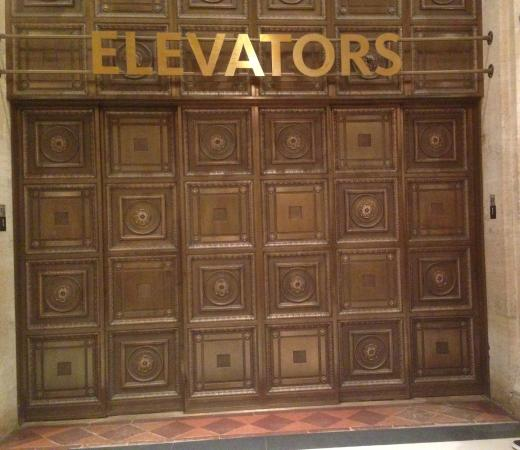 Natural History Museum Elevators