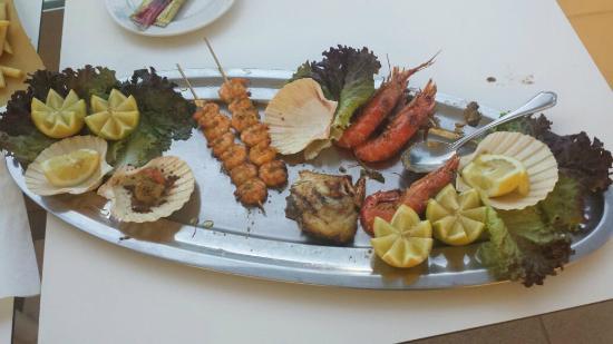 Hotel Fantasy: pranzo e cena ottimi