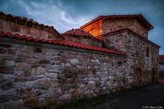 Mitrovica, Kosovo: Town Castle