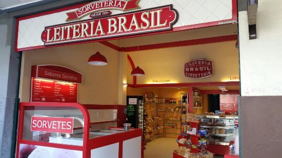 Leiteira e Sorveteria Brasil