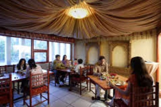 Inside view Mandap