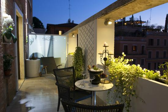 TERRAZZA MARCO ANTONIO LUXURY SUITE (Rome, Italy) - Apartment ...