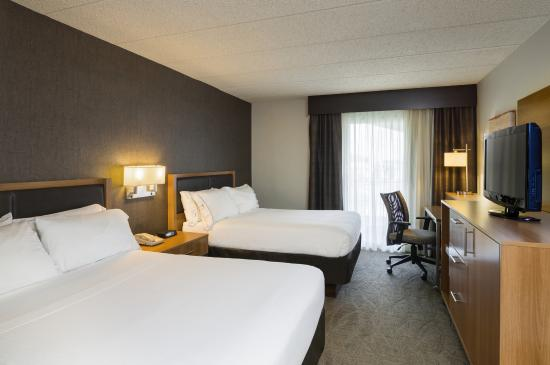 Holiday Inn Express King Of Prussia: Standard Double Room