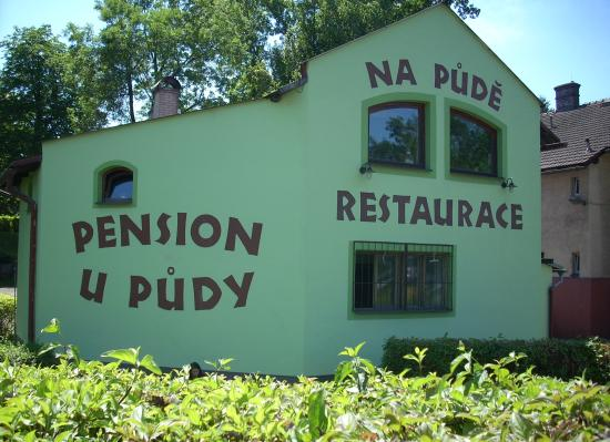 Pension na Pude