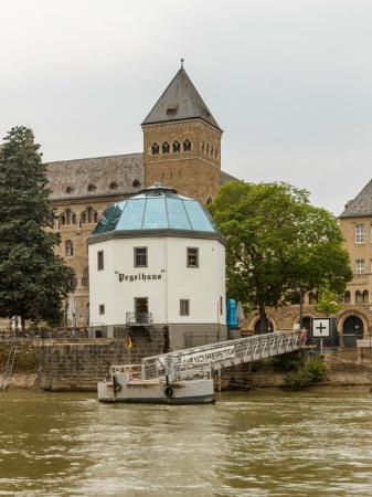 Rheinfahre Ehrenbreitstein