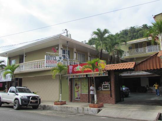 Hotel Malinche: vista externa