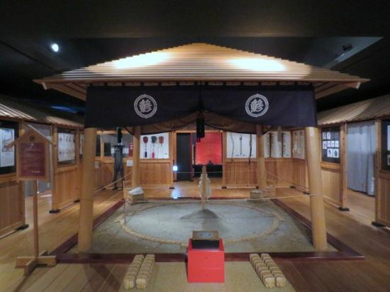 Ajigasawa-machi, Jepang: 土俵