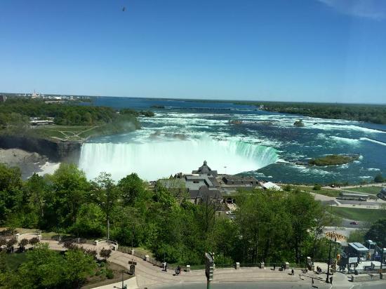 Hotels In New York Overlooking Niagara Falls