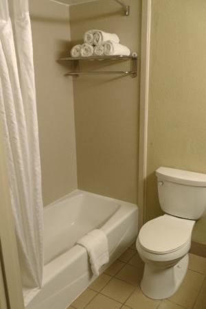 Holiday Inn Express Windsor - Sonoma County: Bad