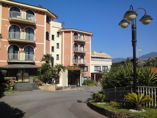 Hotel Il Castello: Vue de l'hôtel