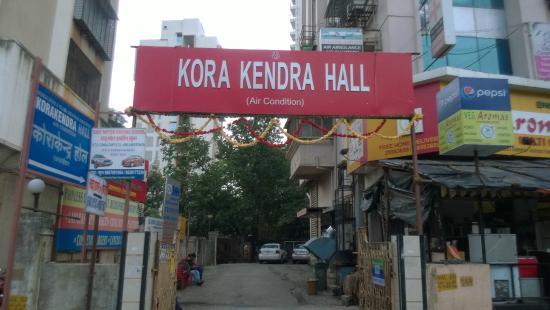 Kora Kendra Hall