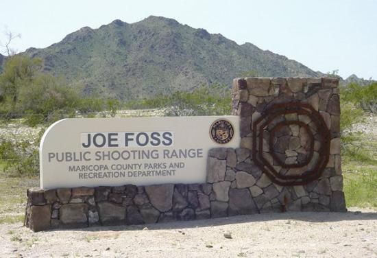 Joe Foss Shooting Range