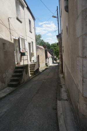 Vernou-sur-Brenne, ฝรั่งเศส: Charming village life