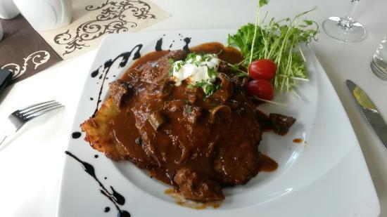 Bieszczadzka Ostoja Restaurant