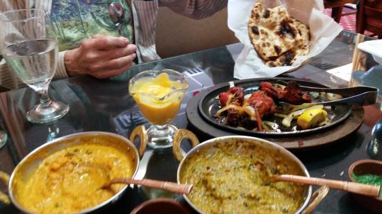 Indian Food Branson Mo