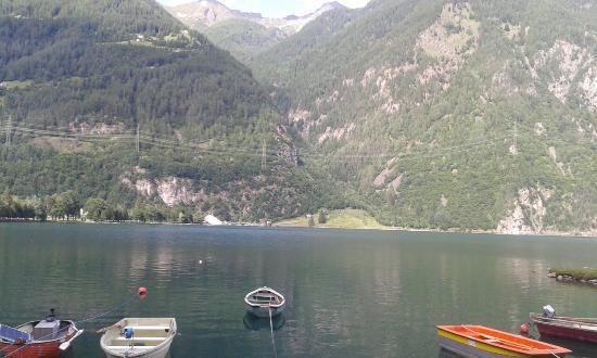 Le Prese, Schweiz: Giugno 2015