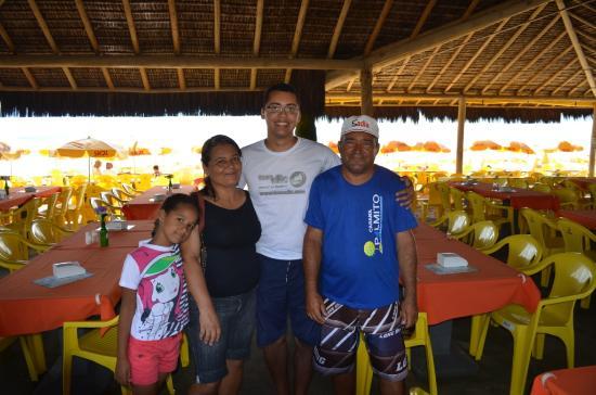 Cabana Palmito