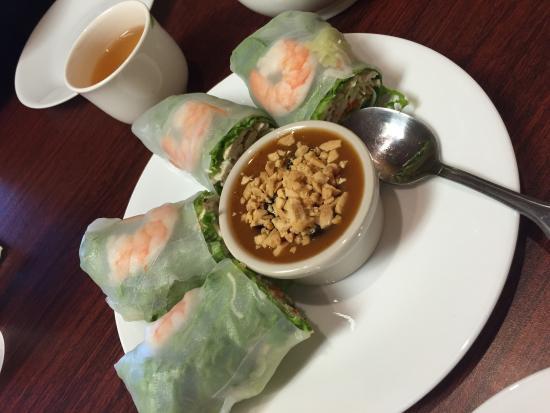 Long Beach Wa Thai Food