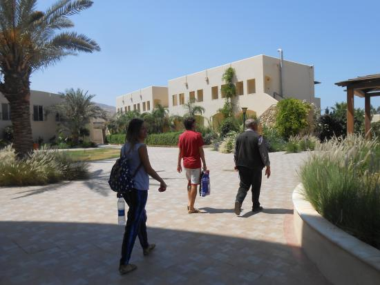 Sweimah, Jordanien: entrada