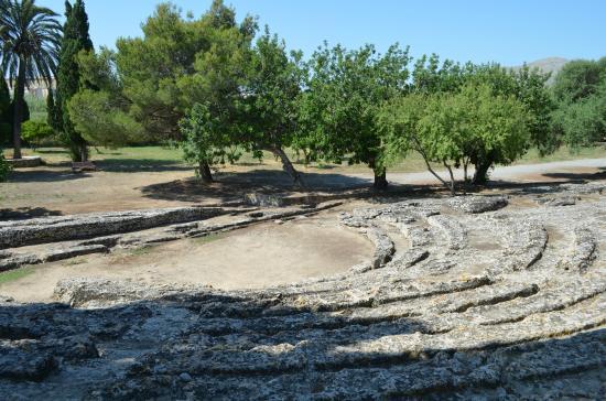 Pol.lentia: anfiteatro