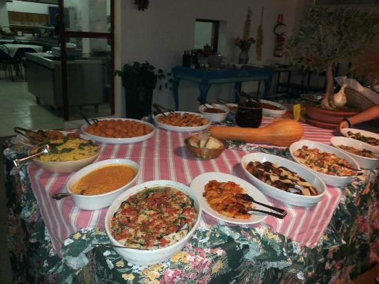 Camping Santa Maria di Leuca : Cena Salentina