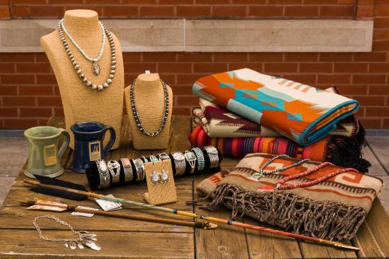 The Rockwell Museum: The Museum Store features made-in-the-USA, Native American-made, and fair-trade quality products