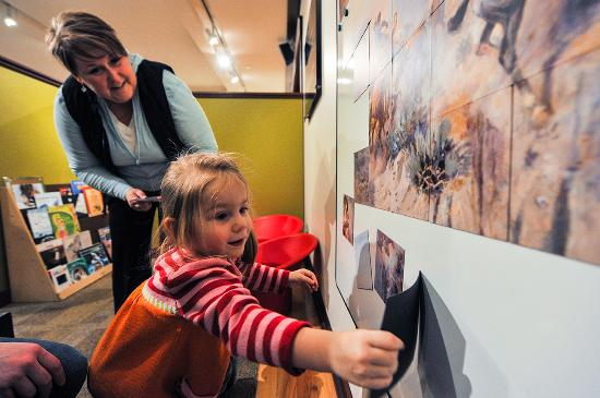 The Rockwell Museum: Kids 17 and under are always free!
