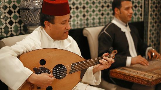 Rabat-Sale-Zemmour-Zaer Region, Marocko: La Maison Arabe-6