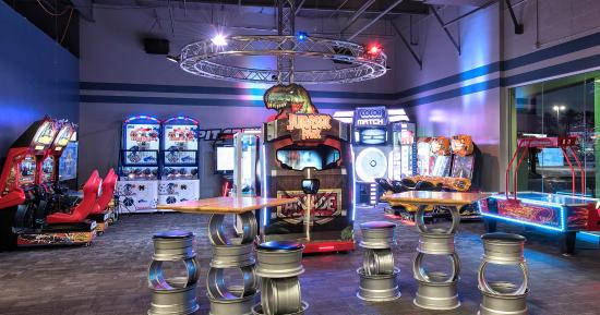 Octane Raceway: New Arcade