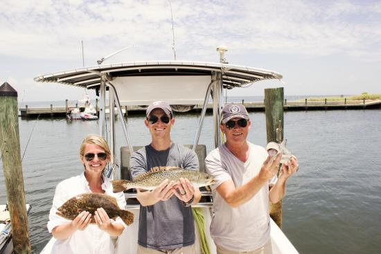Southern Tide Charters: Great time!