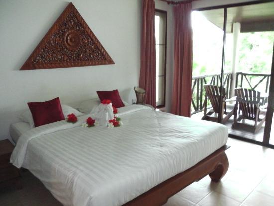 Arayaburi Resort - Phi Phi Island : chambre tres belle