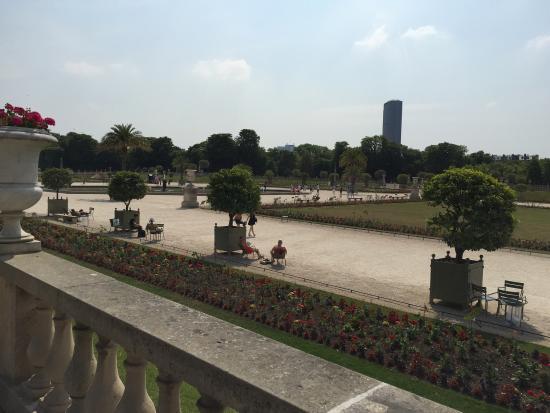 Paris, Frankrike: Jardin du Luxembourg