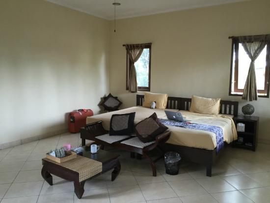 Prasanti Bed & Breakfast : no.3のお部屋