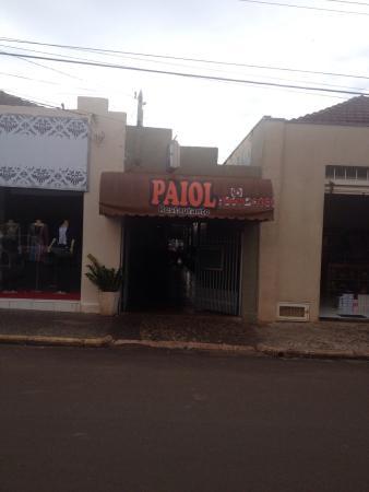 Americo de Campos, SP: Paiol