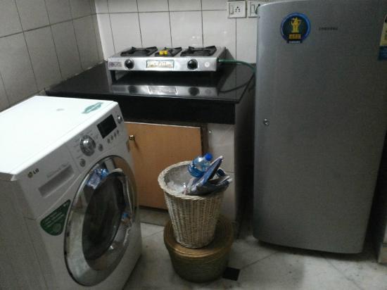 On The House: washingmachine not working