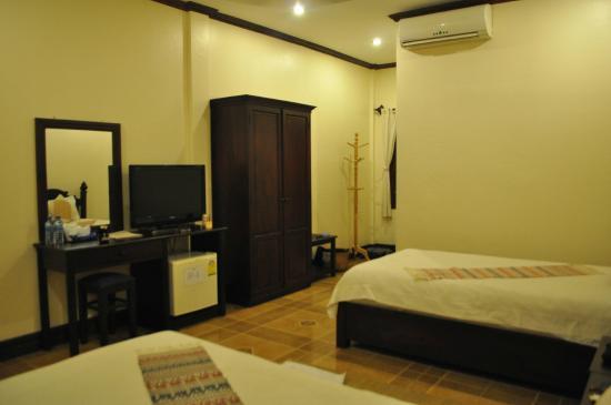 Villa Meuang Lao: Suite