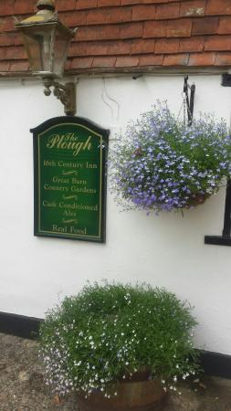 The Plough at Leigh: Beautiful old country pub with great beer and amazing food.