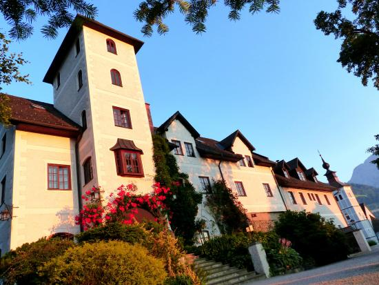 Hotel Schloss Thannegg: Familienfreundliches Schlosshotel Thannegg-Moosheim