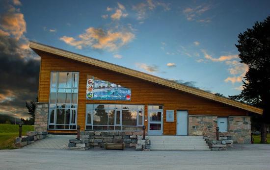 Bjorli, Norveç: Pool area