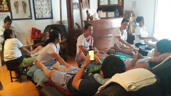 Baan Hom Samunphrai School, Traditional Thai Massage ...