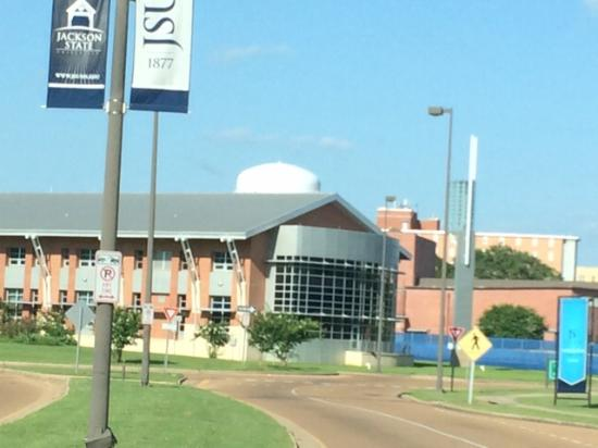 Jackson State University: Beautiful Campus HBCU