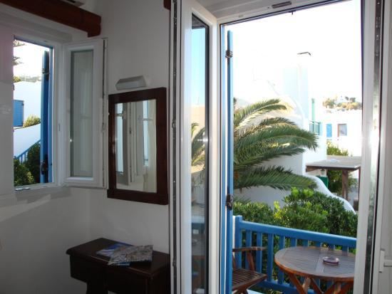 Hotel Matina: Zimmer 14