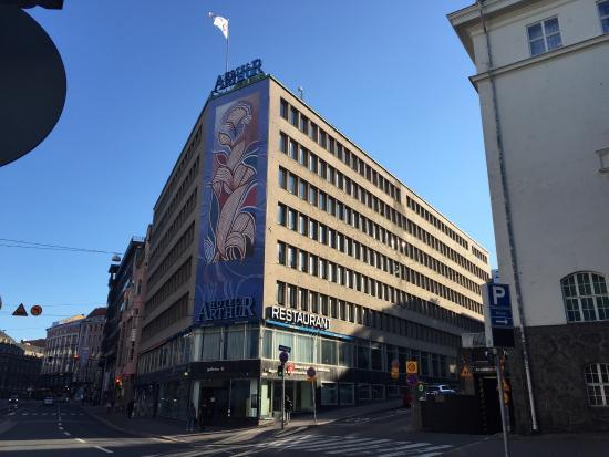 Picture Of Arthur Hotel Helsinki Tripadvisor