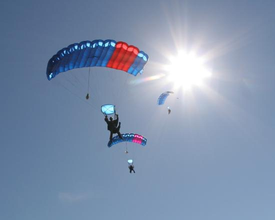 skydive houston