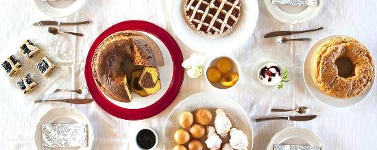Antica Melegnano: La colazione fatta in casa